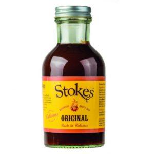 Bbq Sauce Original 315 g - Stokes