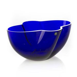 Coppa in cristallo Gardenia Blu - Royal Copenhagen
