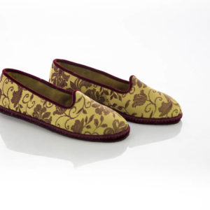 Pantofole Etro Home Collection damascate tg.38