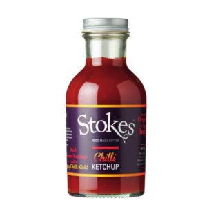 Chilli Ketchup 300 g - Stokes