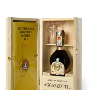 Aceto Balsamico di Modena Tradizionale Extravecchio affinati 25 anni 100 ml