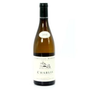 Chablis 2018 0.75 l - Domaine Christian Moreau