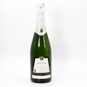 Champagne Brut Blanc de Blancs 0.75 l - Alain Couvreur