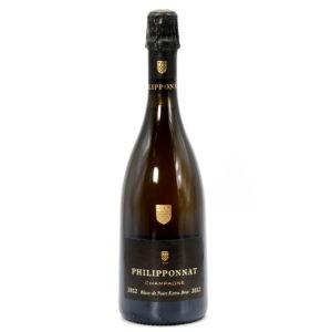 Champagne Blanc de Noirs Extra Brut  Millésimé 2012 0.75 l - Philipponnat