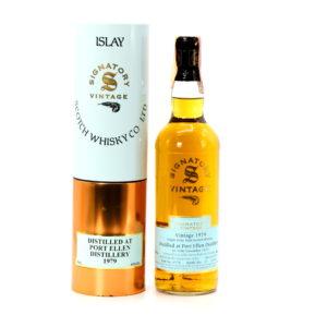 Single Malt Scotch Whisky Vintage 1979 0.7 l - Port Ellen