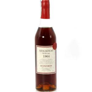 Armagnac 1964 - Dupeyron