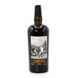 Rum Trinidad  Full Proof  Heavy 1992 0.7 l - Caroni