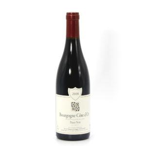 Bourgogne Pinot Noir 2010 0.75 l - Domaine Chicotot