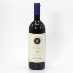 Bolgheri Sassicaia DOC 2016 0.75 l - Tenuta San Guido