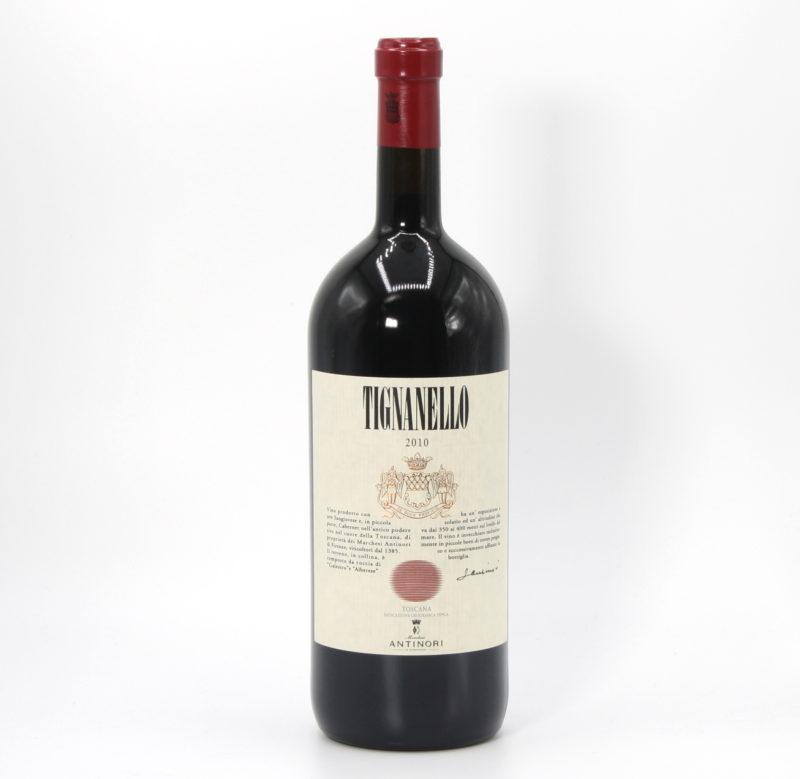 """Toscana Rosso IGT """"Tignanello"""" 2010 1.5 l - Cantine Antinori"""
