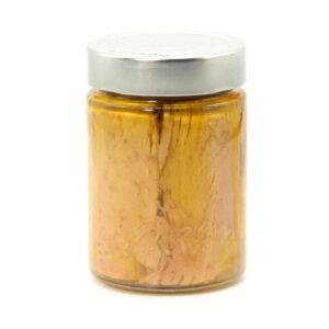 Filetti di Tonno in Olio Extravergine d'Oliva 300 g
