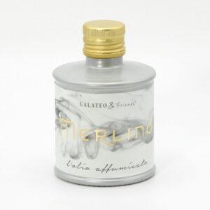 Olio extravergine di oliva affumicato 250 ml