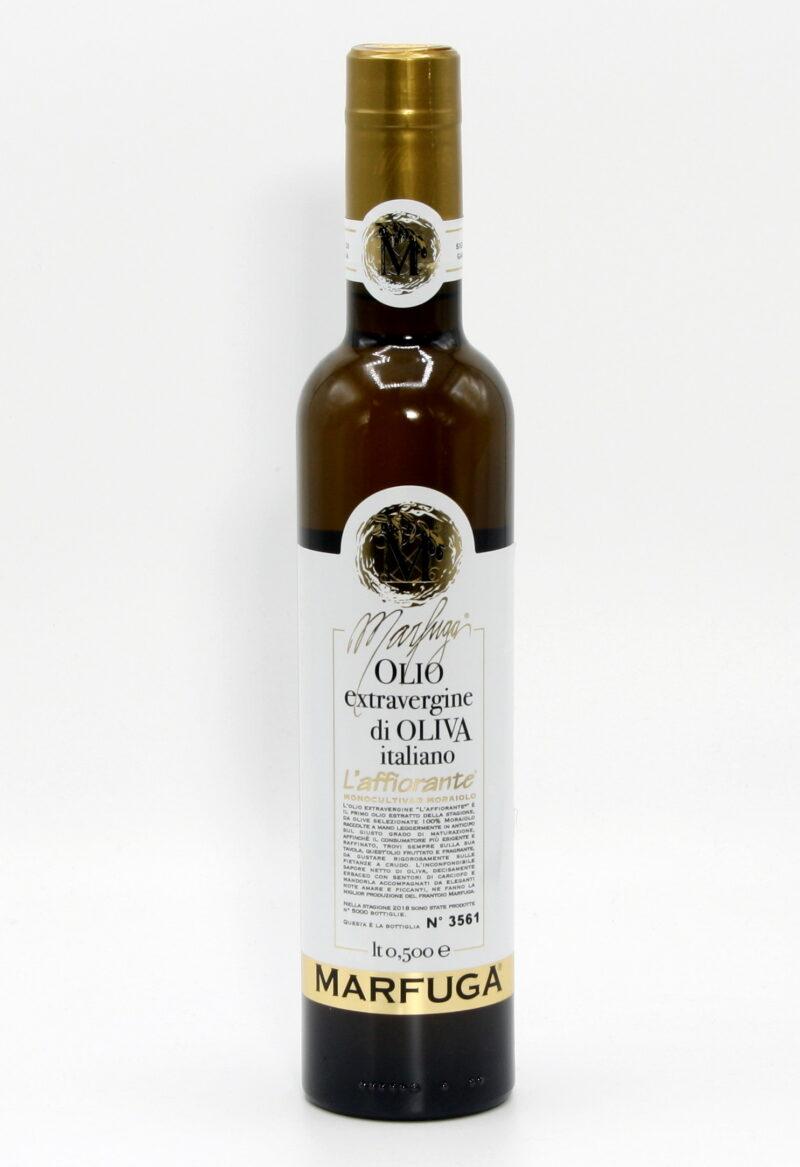 Olio extravergine di oliva Monocultivar Moraiolo 500 ml