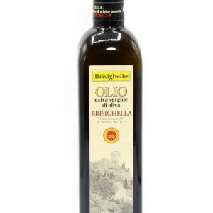 Olio extravergine di oliva a Denominazione di Origine Protetta estratto a freddo della cultivar Nostrana