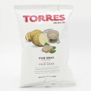 Patatine al Foie Gras 50 g - Torres