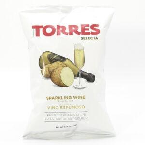 Patatine allo Spumante 50 g - Torres
