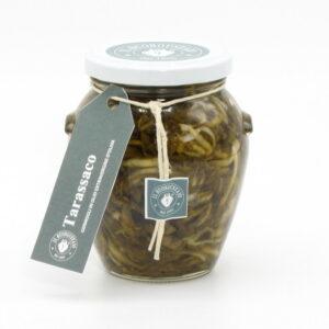 Tarassaco in olio extravergine d'oliva 285 g