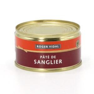 Pâté di Cinghiale 125 g - Roger Vidal