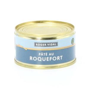 Pâté al Roquefort 125 g - Roger Vidal