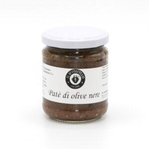 Paté di Olive Nere 180 g