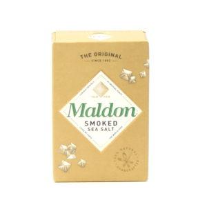 Sale marino Affumicato Maldon in cristalli 125 g