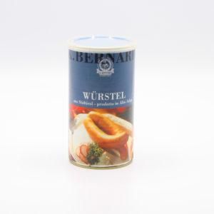 Wurstel affumicati dell'Alto Adige 3 pezzi da 60 g