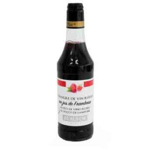 Aceto di lamponi invecchiato 7 % acidità