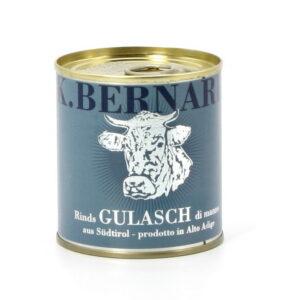 Gulasch di Manzo dell'Alto Adige pronto solo da scaldare