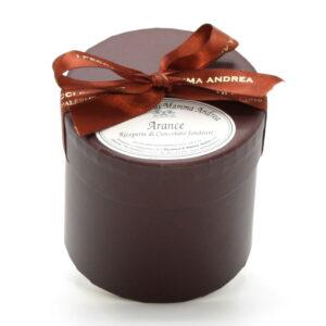 Fette d'Arancia Ricoperte di Cioccolato Fondente 200 g