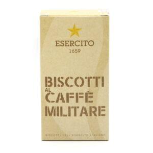 Biscotti al Caffè 150 g - Cioccolato Militare