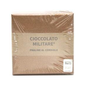 Praline Ripiene al Cordiale 75 g - Cioccolato Militare