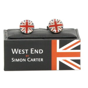"""Gemelli """"Union Jack Dome"""" Simon Carter West End"""